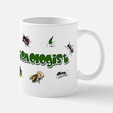 little entomologist Mug