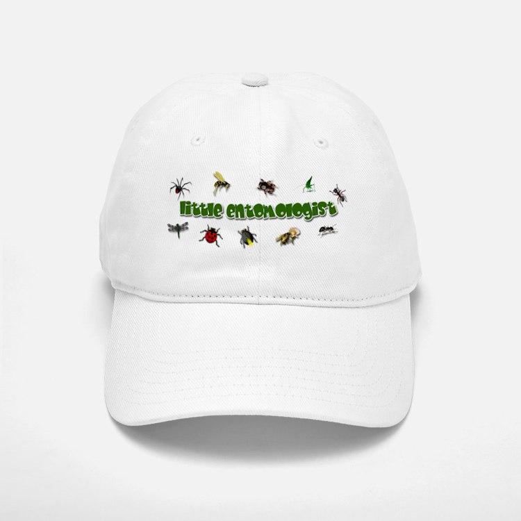 little entomologist Baseball Baseball Cap
