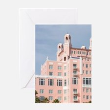 Don Cesar Resort, St. Petersburg Bea Greeting Card