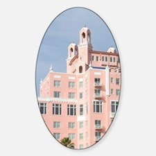 Don Cesar Resort, St. Petersburg Be Sticker (Oval)