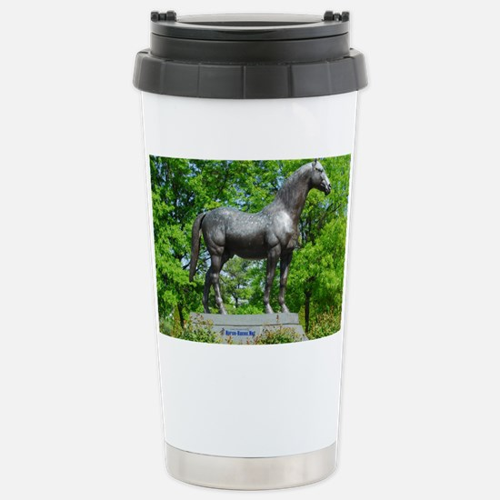 cal13 Stainless Steel Travel Mug