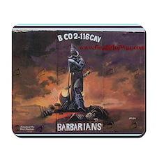 BarbarianBase_UnitPainting Mousepad