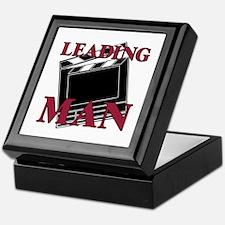 Leading Man Actor Drama Thespian Keepsake Box