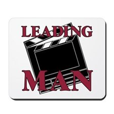 Leading Man Actor Drama Thespian Mousepad