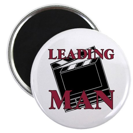 Leading Man Actor Drama Thespian Magnet