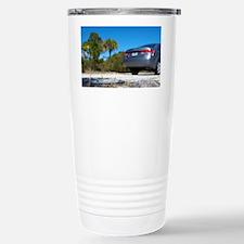 Jensen Beach. A gopher tortoise Travel Mug