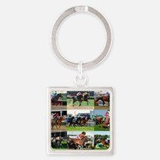 poster Square Keychain