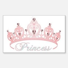 princess crown Decal