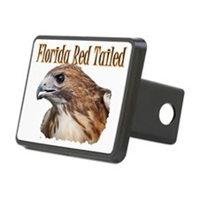 red tailhawkclean3yext Hitch Cover