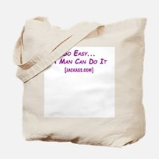 So Easy Jackass.com Tote Bag