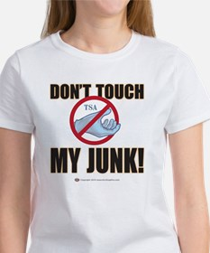 Dont touch my junk Tee