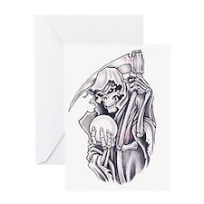 reaper4 Greeting Card