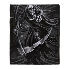 reaper3 Throw Blanket