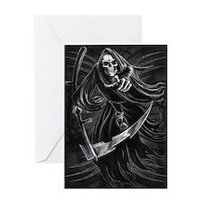 reaper3 Greeting Card