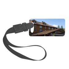 The Sun Valley Lodge located in  Luggage Tag