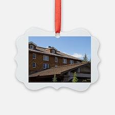 The Sun Valley Lodge located in S Ornament