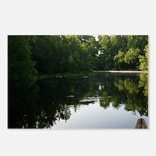 Canoeing Alexander Spring Postcards (Package of 8)