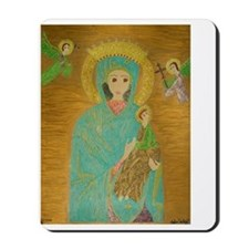 Our Lady of Perpetual Help Mousepad