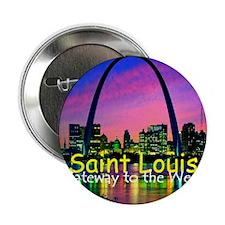 """St Louis 2.25"""" Button"""