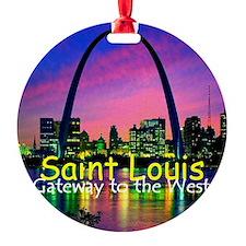 St Louis Ornament