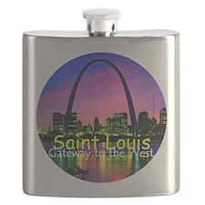St Louis Flask