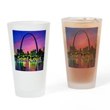 St Louis Drinking Glass
