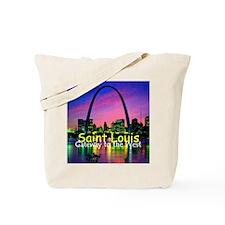 St Louis Tote Bag