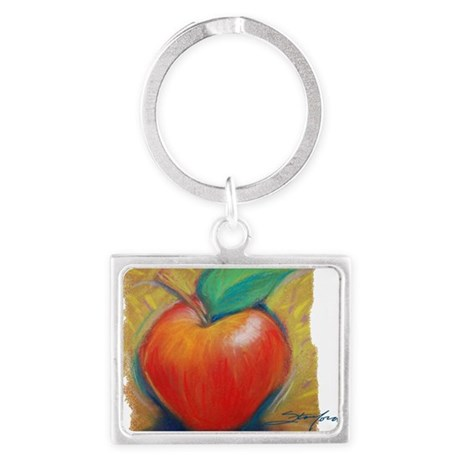 Apple1 Landscape Keychain