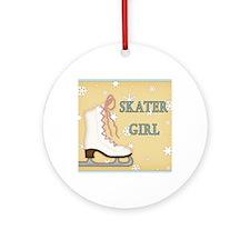 skater Round Ornament