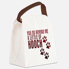 hooch Canvas Lunch Bag