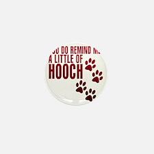 hooch Mini Button