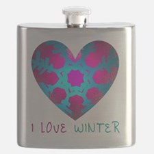 i LOVE WINTER Flask