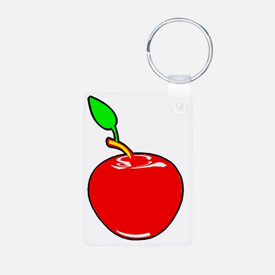 apple red Keychains