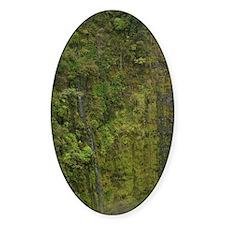 Akaka Falls, Hamakua Coast, Island  Decal