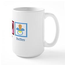 peacelovepacifiers Mug