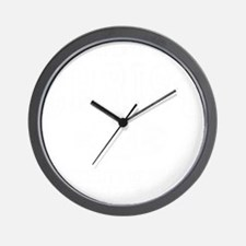 PropChrist White Wall Clock