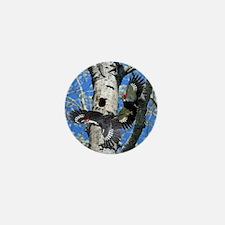 ornament Mini Button