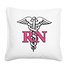 rn1 Square Canvas Pillow