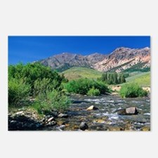 The Big Wood River in the Postcards (Package of 8)