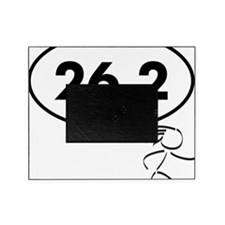 26 Oval w figure V2 Picture Frame