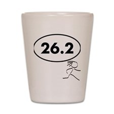 26 Oval w figure V2 Shot Glass