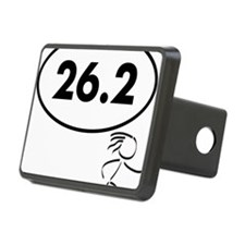 26 Oval w figure V2 Hitch Cover