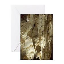 Ruakuri Caves Greeting Card