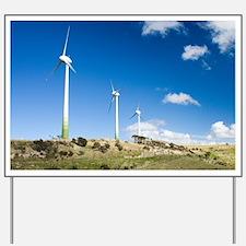 Hau Nui Wind Farm, near Martinborough, W Yard Sign