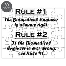 Rule Biomedical Engineer Puzzle