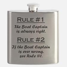 Rule Boat Captain Flask