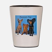 Pasha,Selka,Matisse (LIVE),Russian Toy Shot Glass