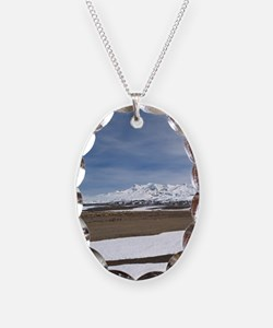 Rangipo Desert and Mt Ruapehu Necklace