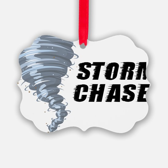storm chaser1 Ornament