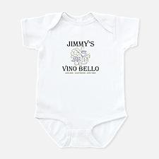 Jimmy's Vino Infant Bodysuit